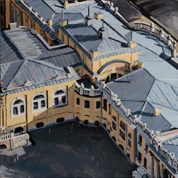 Szechenyi thermal bath #03