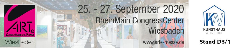 ARTe Wiesbaden Congresscenter 2020